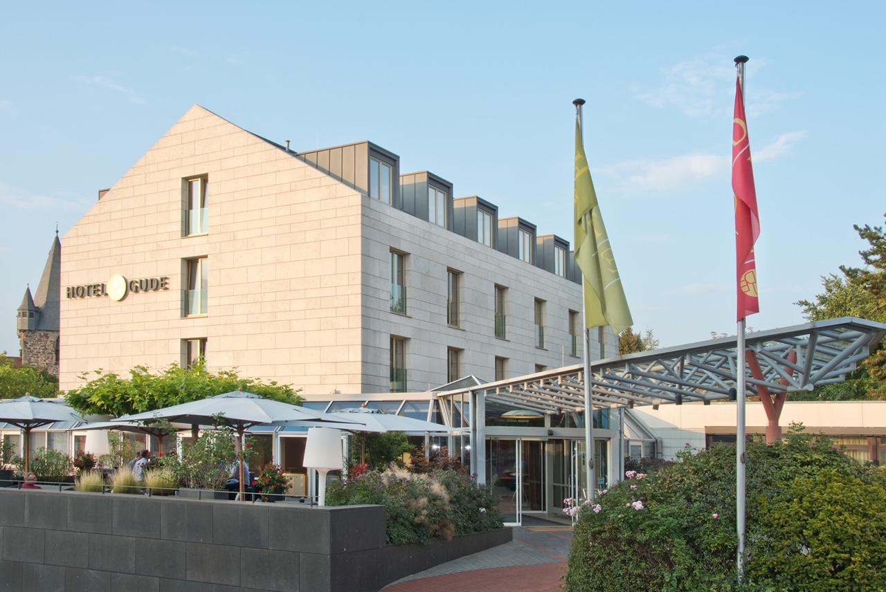 Das 89-Zimmer-Hotel Gude in Kassel ist auf Veranstaltungen für bis zu 200 Personen spezialisiert. Foto: Hotel Gude Kassel